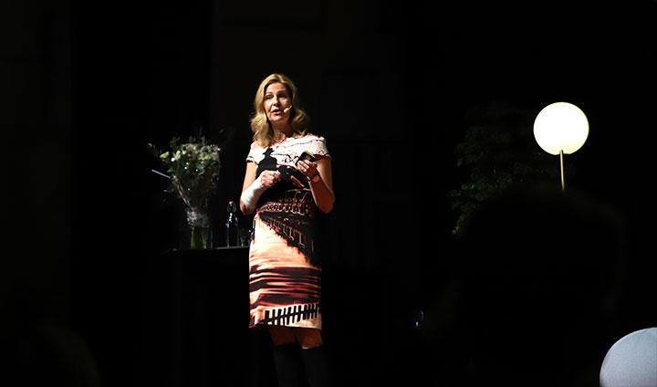 Mia Brunell Livfors, vd och koncernchef för Axel Johnson.